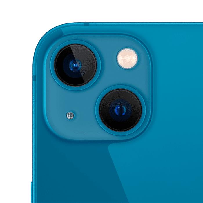 "IPHONE 13 A2482 ALMACENAMIENTO 128GB 6.1"" 4K 5G BLUE - IPHONE 13 BLUE 2 - R&M Portátiles"