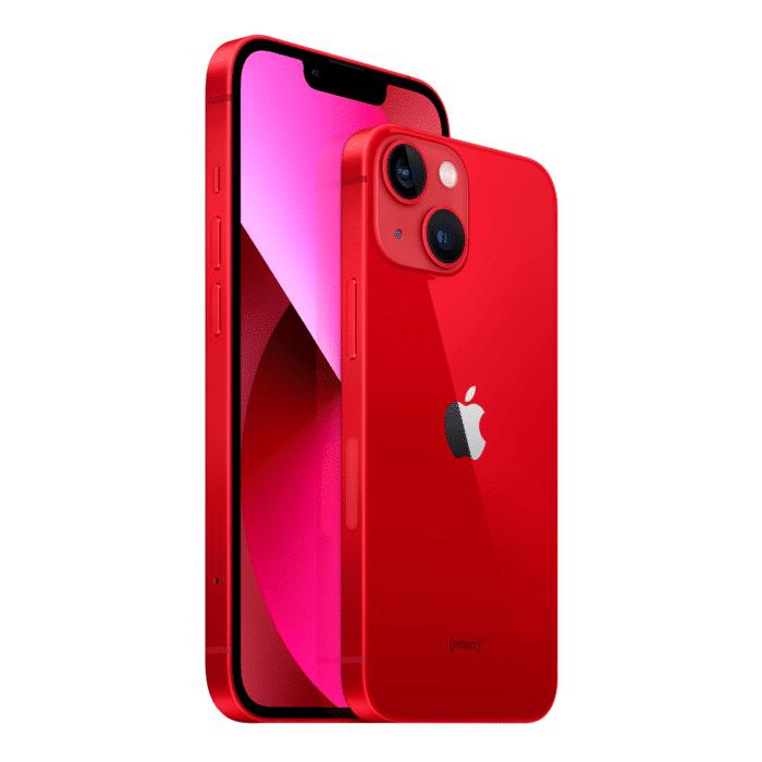 "IPHONE 13 A2482 ALMACENAMIENTO 256GB 6.1"" 4K 5G RED - IPHONE 13 RED 1 - R&M Portátiles"