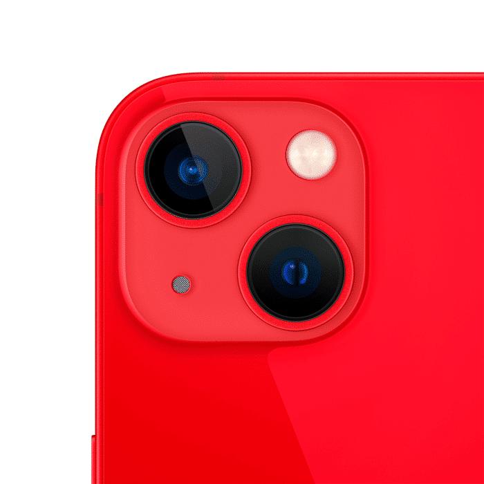 "IPHONE 13 A2482 ALMACENAMIENTO 256GB 6.1"" 4K 5G RED - IPHONE 13 RED 2 - R&M Portátiles"