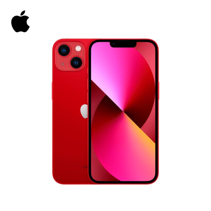"IPHONE 13 A2482 ALMACENAMIENTO 256GB 6.1"" 4K 5G RED - IPHONE 13 RED - R&M Portátiles"